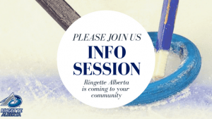 You're Invited to Ringette AB Info Sessions on Oct 23 and 24