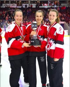 Canada Juniors win Gold, Seniors claim Silver at the 2017 WRCs